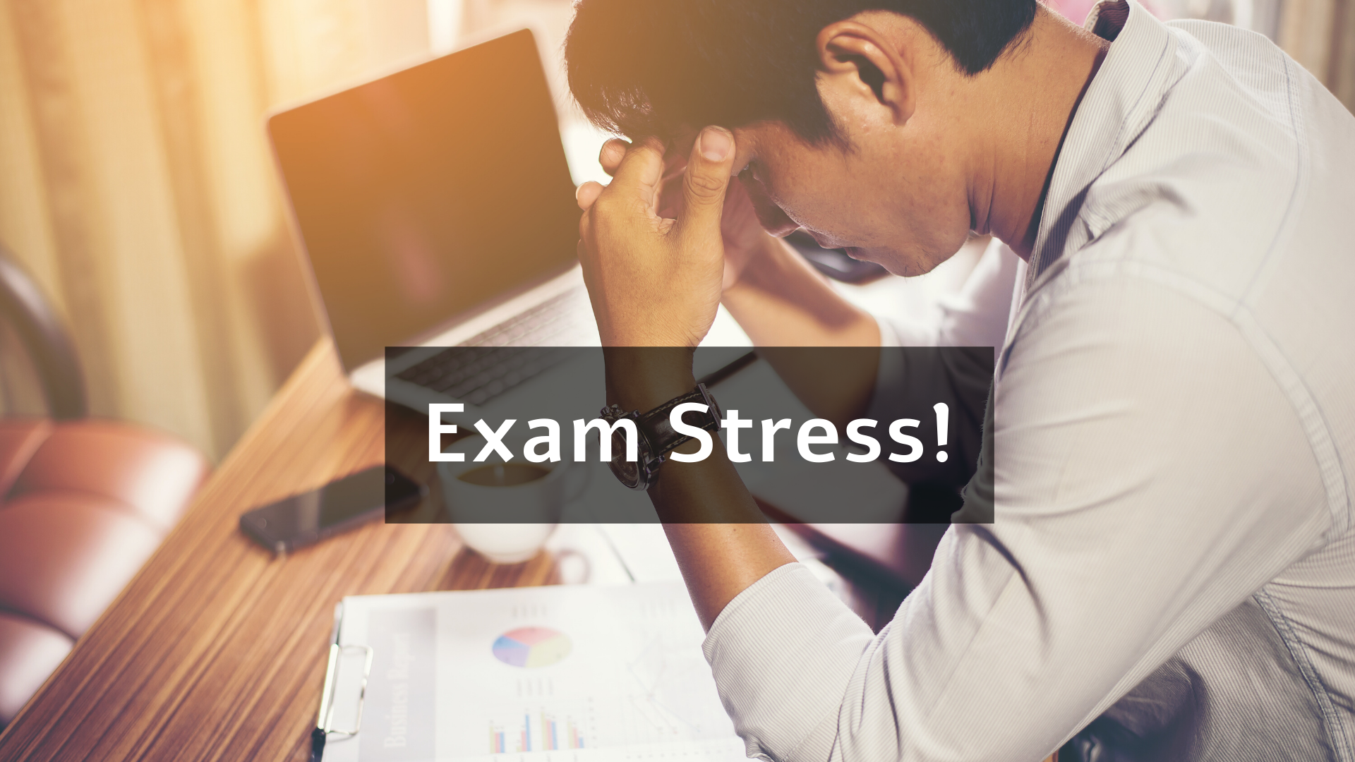 Best 8 tips to beat exam stress – Eduaspirant
