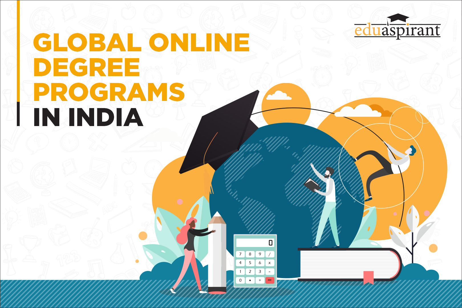 Top 8 Indian Colleges offering Global Online Degree Programs