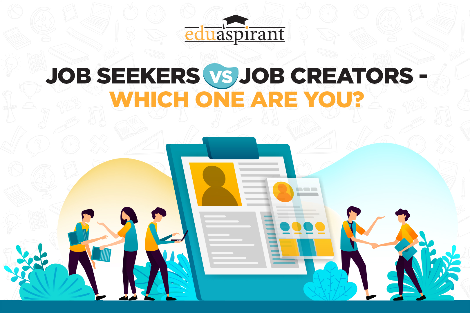 Job Seekers vs Job Creators – which one are YOU?